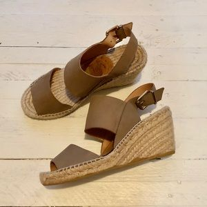 KANNA 7.5 M espadrilles wedge shoes